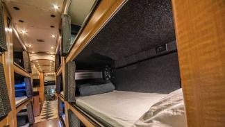 SleepBus, autobús con literas