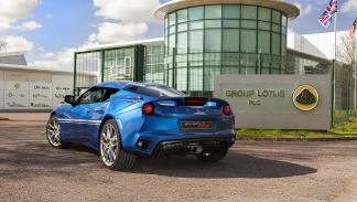 Lotus Evora 400 Hethel Edition, en fotos