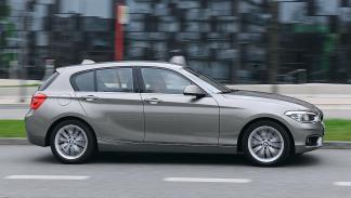 BMW Serie 1 barrido