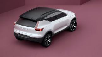 Volvo Concept 40.1 techo