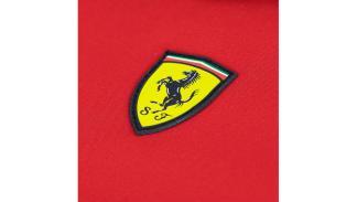 Chaqueta Ferrari detalle
