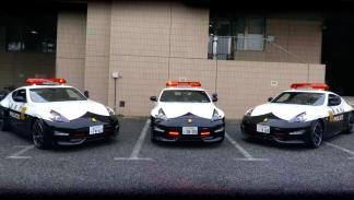 Nissan 370Z Nismo Policia Japón
