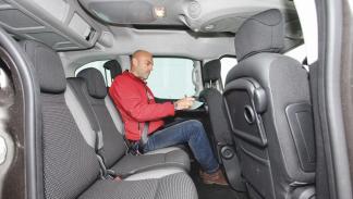 Peugeot Partner Tepee plazas traseras