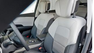 Renault Talisman interior asientos