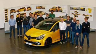 Renault Clio Sport Hardcore equipo