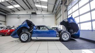 Lamborghini Miura SV a la venta, en fotos