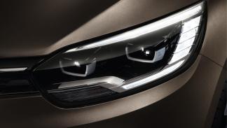 Renault Grand Scénic faro delantero