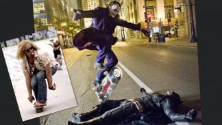 fotografia viral famosos fallecidos batman