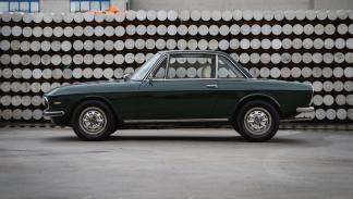 Subasta Lancia Fulvia Coupé S2 1973 lateral
