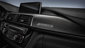 BMW M3 30 Years salpicadero