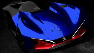 Peugeot L500 R HYmotion frontal