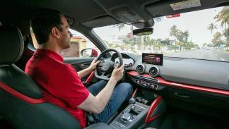 Audi Q2 2016 interior