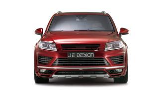 Volkswagen Touareg JE DESIGN frontal delantera tuning