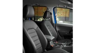 Volkswagen Amarok 2016 asientos