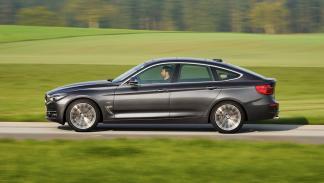 BMW Serie 3 Gran Turismo 2016 perfil