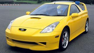 Toyota Celica Cruising Deck de 1999 morro