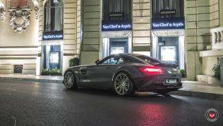 Mercedes-AMG GT preparado por Prior Design zaga