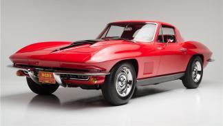 coches americanos más caros Chevrolet Corvette L88 de 1967