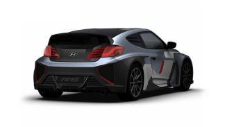 Hyundai RM16 N Concept trasera