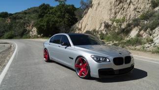 BMW Serie 7 llantas Forgiato