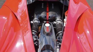 Ferrari LaFerrar motor