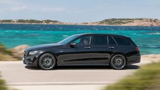Mercedes Clase E AMG_lateral