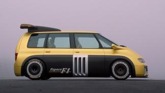 Renault Espace F1 de 1994 lateral