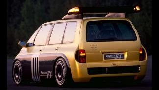 Renault Espace F1 de 1994 zaga