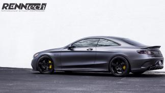 Renntech Mercedes AMG S63 Coupe trasera