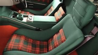 Lotus Esprit concept asientos