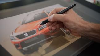 Diseño de un coche en 1.400 días