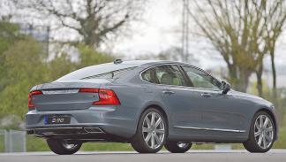 4 Comparativa: Volvo S90/Jaguar XJ/Maserati Quattroporte