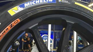 MotoGP Catalunya 2016 michelin