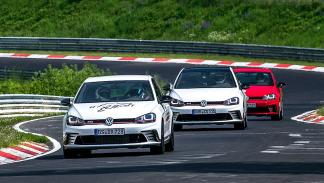 VW Golf GTI Clubsport morros