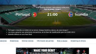 como ver partidos eurocopa 2016 streaming