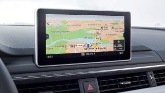 Audi A5 y S5 Coupé (2016) interior detalle pantalla