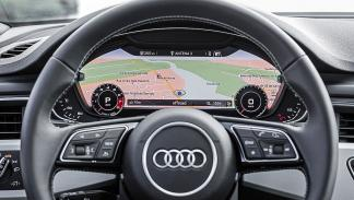 Audi A5 y S5 Coupé (2016) interior detalle