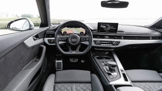 Audi A5 y S5 Coupé (2016) interior