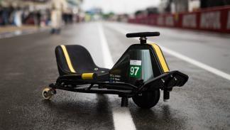 Aston Martin Razor Crazy Cart frontal