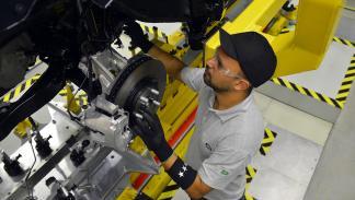 Jaguar Land Rover planta Brasil