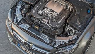 Mercedes AMG C 63 S Cabrio (2016) motor