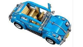 volkswagen new beetle lego soñado
