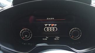 Prueba: Audi TT RS 2016 detalle