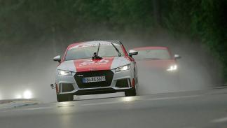 Prueba: Audi TT RS 2016 circuito