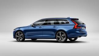 Volvo S90 y V90 R-Design, en fotos