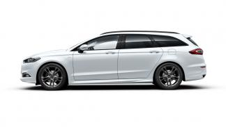Ford Mondeo ST-Line perfil