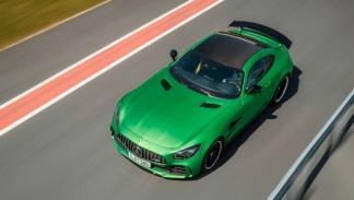 Mercedes-AMG GT R cenital