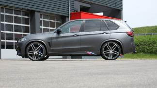 BMW X5 M G-Power lateral