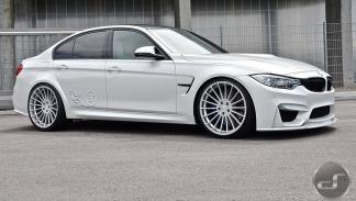 BMW M3 by Hamann lateral