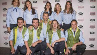 land rover discovery challenge 2016 famosos
